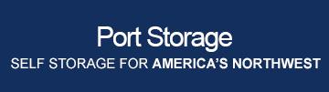 Port Storage logo