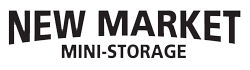 New Market Mini Storage logo
