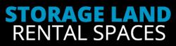 StorageLand Rental Spaces logo