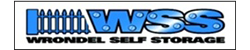 Wrondel Self Storage logo