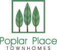 Poplar Place logo