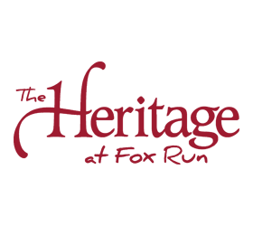The Heritage at Fox Run logo
