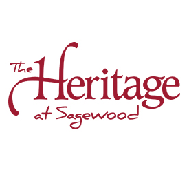 The Heritage at Sagewood logo