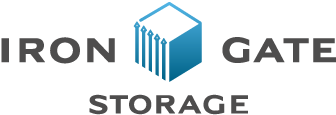 Iron Gate Storage logo
